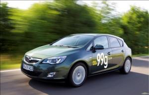 Der neue Opel Astra ecoFLEX