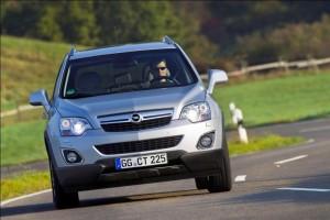 Der neue Opel Antara: 2013 mit neuer Generation