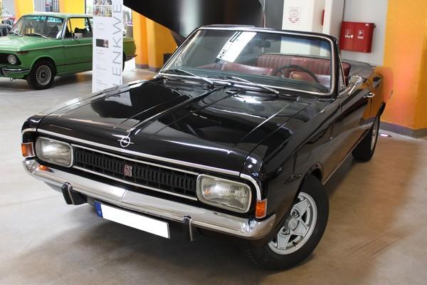 69er opel commodore gs cabrio Opel Commodore GS Cabriolet   zu schön um Wahr zu sein?