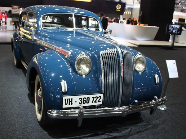 opel admiral oldtimer 3 6 liter Opel Admiral 3.6   Baujahr 1938   alles was ein Automobilist braucht!?