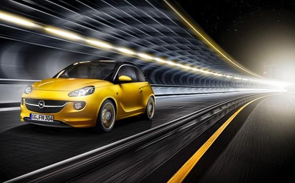 opel adam aussen front Hier sind die News zum Opel Adam   inkl. offizieller Fotos von Opel!