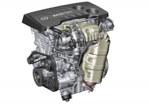 1.6 SIDI Turbobenziner mit Direkteinspritzung  Foto: © GM Company