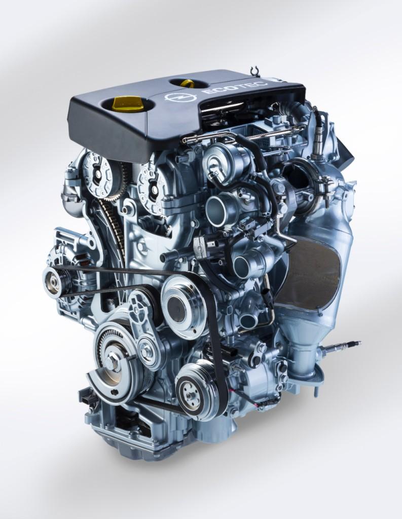 Opel SIDI Dreizylinder Genf