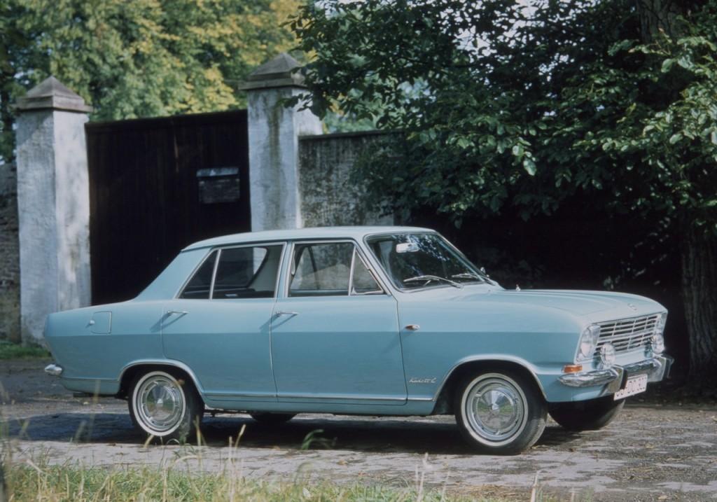 Opel Kadett B Limousine 4-Türer
